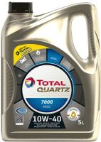 Моторное масло Total Quartz 7000 Diesel 10W40 / 201524 / 214108 (5л) -