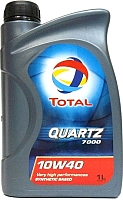 Моторное масло Total Quartz Energy 7000 10W40 / 201535 (1л) -