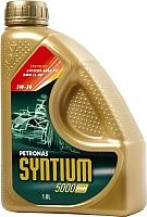 Моторное масло Petronas Syntium 5000 XS 5W30 / 18141619 (1л) -