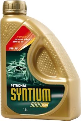 Моторное масло Petronas Syntium 5000 XS 5W30 70130E18EU/18141619 (1л)