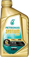 Моторное масло Petronas Syntium Syntium 7000 0W40 / 18381619 (1л) -