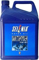 Моторное масло Selenia Multipower 5W30 / 10465019 (5л) -