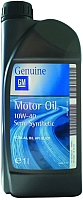 Моторное масло GM Opel 10W40 / 93165213 (1л) -