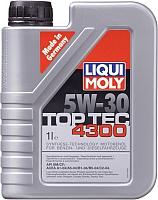 Моторное масло Liqui Moly Top Tec 4300 5W30 / 2323 (1л) -