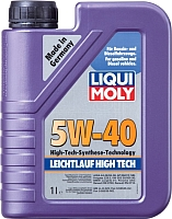 Моторное масло Liqui Moly Leichtlauf High Tech 5W40 / 2327 (1л) -