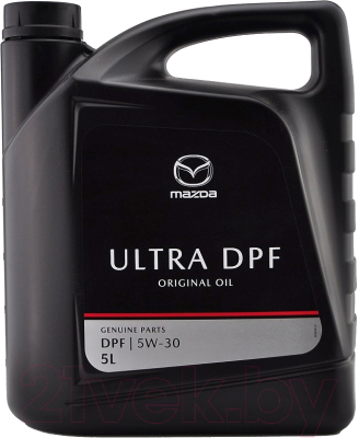 Моторное масло Mazda Original Oil Ultra DPF 5W30 / 830077989 / 053005DPF / 830077277 (5л)