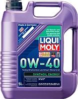 Моторное масло Liqui Moly Synthoil Energy 0W40 / 9515 (5л) -
