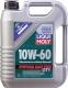 Моторное масло Liqui Moly Synthoil Race Tech GT1 10W60 / 8909 (5л) -