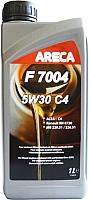 Моторное масло Areca F7004 5W30 C4 / 11141 (1л) -