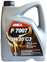 Моторное масло Areca F7007 5W30 C3 / 11172 (5л) -