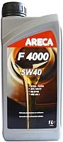 Моторное масло Areca F4000 5W40 / 11401 (1л) -