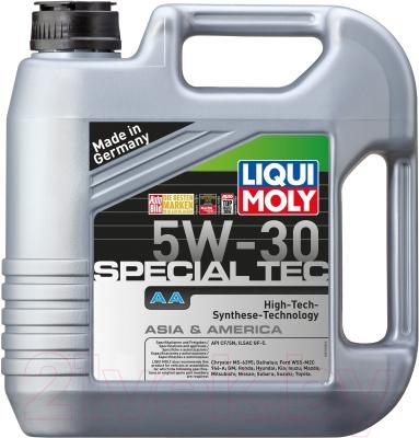 Моторное масло Liqui Moly Special Tec AA 5W30 / 7530 (5л)
