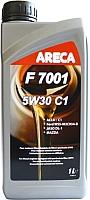 Моторное масло Areca F7001 5W30 C1 / 11111 (1л) -