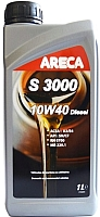 Моторное масло Areca S3000 Diesel 10W40 / 12201 (1л) -