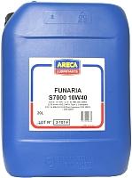 Моторное масло Areca Funaria S7000 10W40 (20л) -