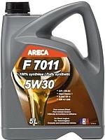 Моторное масло Areca F7011 5W30 / 11143 (5л) -