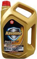 Моторное масло Texaco Havoline ProDS V 5W30 / 804038MHE (4л) -
