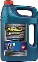 Моторное масло Texaco Havoline Energy EF 5W30 / 801373MHE (4л) -
