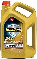 Моторное масло Texaco Havoline ProDS P 0W30 / 804037MHE (4л) -