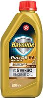 Моторное масло Texaco Havoline ProDS V 5W30 / 804038NKE (1л) -