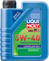 Моторное масло Liqui Moly Leichtlauf HC7 5W40 / 2308 (1л) -