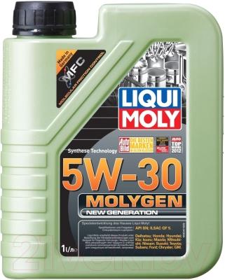 Моторное масло Liqui Moly Molygen New Generation 5W30 / 9047 (1л)