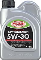 Моторное масло Meguin Megol New Generation 5W30 / 6512 (1л) -