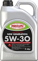Моторное масло Meguin Megol New Generation 5W30 / 6513 (5л) -