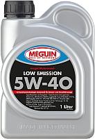 Моторное масло Meguin Megol Low Emission 5W40 / 6573 (1л) -
