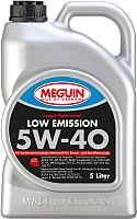 Моторное масло Meguin Megol Low Emission 5W40 / 6574 (5л) -
