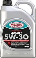 Моторное масло Meguin Megol Quality 5W30 / 6567 (5л) -