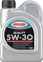 Моторное масло Meguin Megol Quality 5W30 / 6566 (1л) -