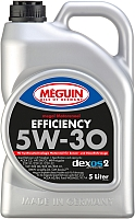 Моторное масло Meguin Megol Efficiency 5W30 / 3194 (5л) -