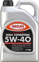Моторное масло Meguin Megol High Condition 5W40 / 3198 (5л) -