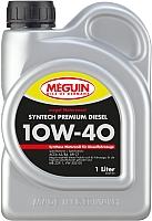 Моторное масло Meguin Megol Syntech Premium Diesel 10W40 / 4340 (1л) -
