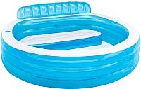 Надувной бассейн Intex Swim Center Семейный / 57190 (224x216) -