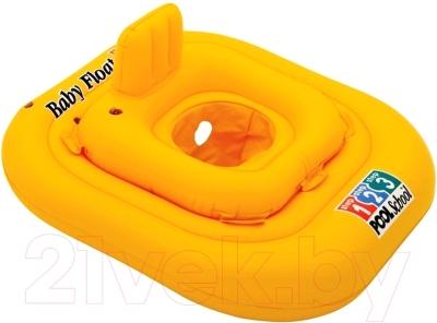 Надувные ходунки Intex Школа плавания делюкс / 56587