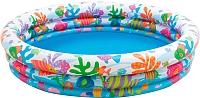 Надувной бассейн Intex Рыбки / 59431NP (132x28) -