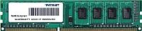 Оперативная память DDR3 Patriot PSD34G1600L81 -