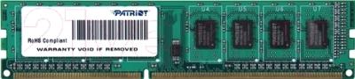 Оперативная память DDR3 Patriot PSD34G1600L81