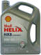 Моторное масло Shell Helix HX8 Synthetic 5W30 (4л) -