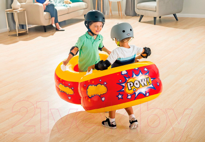 Надувной бампер Intex Ka-Pow 44601