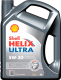 Моторное масло Shell Helix Ultra ECT C3 5W30 (4л) -