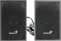 Мультимедиа акустика Genius SP-HF160 (черный) -