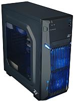 Корпус для компьютера Zalman Z1 NEO Black (черный ) -