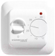 Терморегулятор для теплого пола Warmehaus WH 100 (белый) -