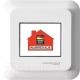 Терморегулятор для теплого пола Warmehaus WH Pro 400 (белый) -