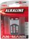 Батарейка Ansmann Alkaline Red 9V E (1515-0000) -