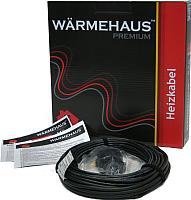 Теплый пол электрический Warmehaus CAB 20W-27.0m/540w -