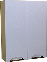 Шкаф для ванной СанитаМебель Камелия-24 Д3  (белый) -